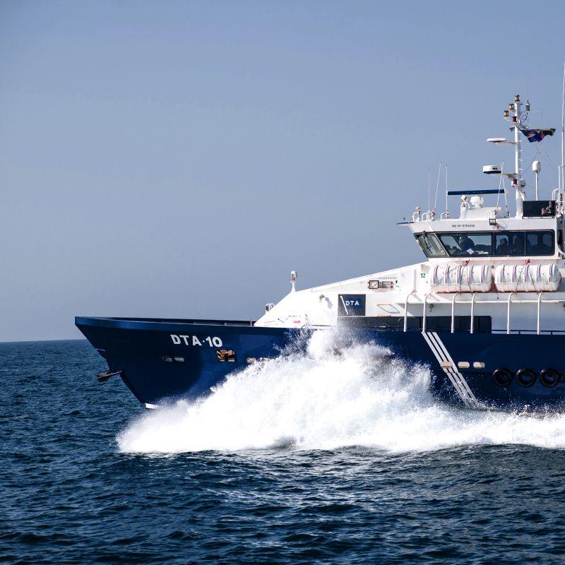 DTA Maritime - Your Maritime Partner